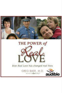 The Power of Real Love - Audiobook
