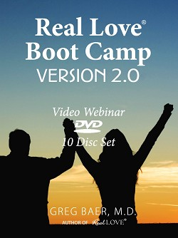 Real Love Boot Camp - 10 Disc DVD Set