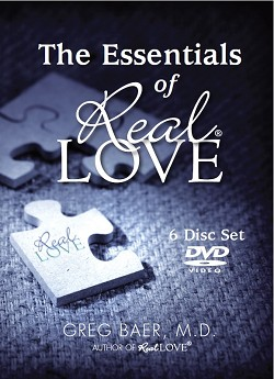 The Essentials of Real Love - DVDs