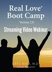 Real Love Boot Camp, 15 hours. Lifetime access to Video Streaming