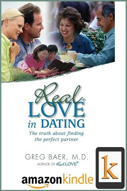 Real Love in Dating - Kindle Edition