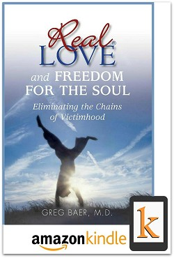 Real Love and Freedom for the Soul - Kindle Edition