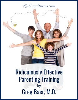 Ridiculously Effective Parenting Training